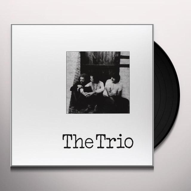 TRIO Vinyl Record - Italy Import