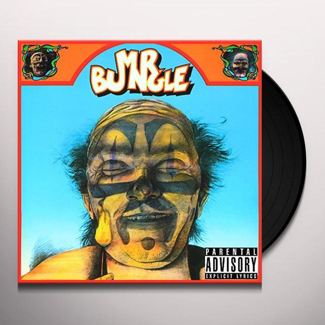 Mr. Bungle BUNGLE Vinyl Record - Holland Import