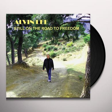 Alvin Lee STILL ON THE ROAD TO FREEDOM Vinyl Record