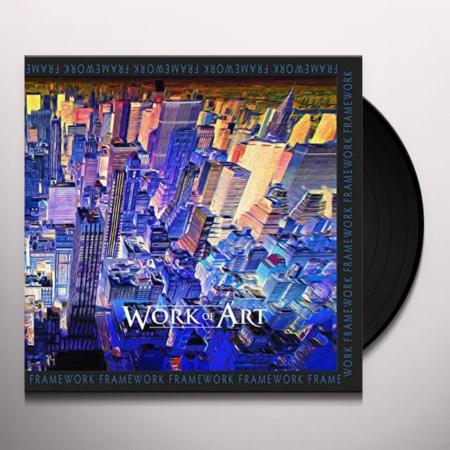 WORK OF ART FRAMEWORK Vinyl Record
