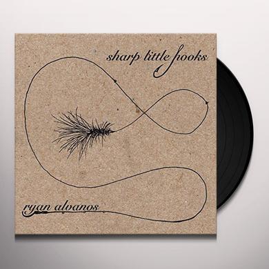Ryan Alvanos SHARP LITTLE HOOKS Vinyl Record