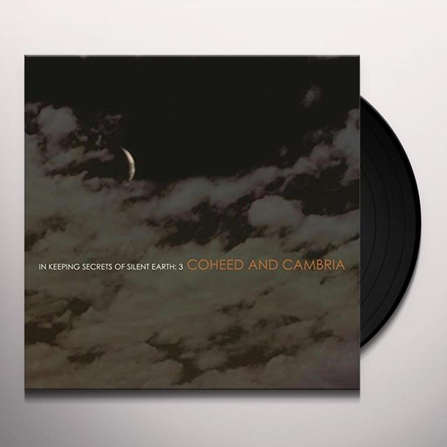Coheed and Cambria IN KEEPING SECRETS OF SILENT EARTH: 3 Vinyl Record