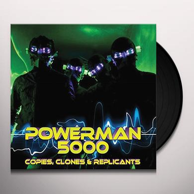 Powerman 5000 COPIES CLONES & REPLICANTS Vinyl Record