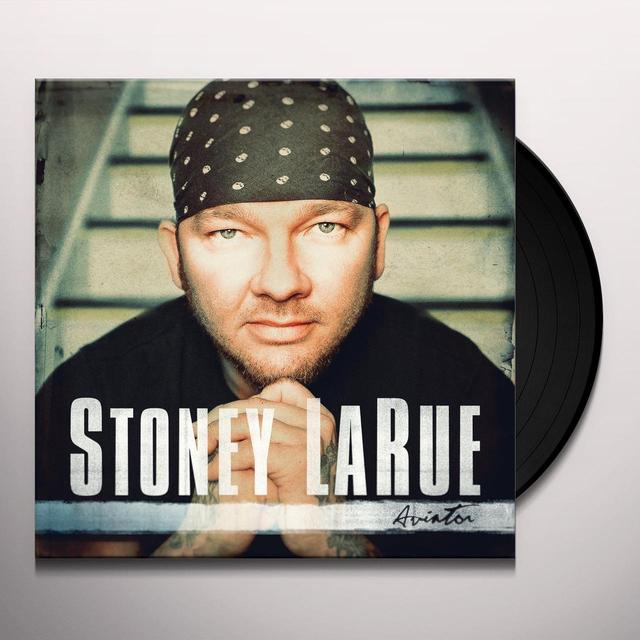 Stoney Larue AVIATOR Vinyl Record