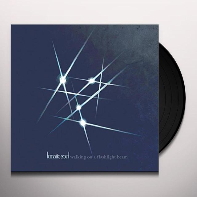 Lunatic Soul WALKING ON A FLASHLIGHT BEAM Vinyl Record