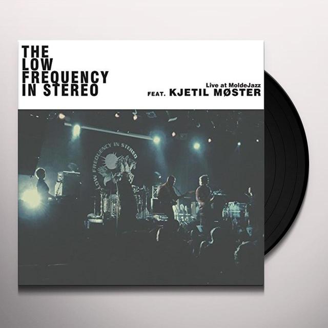 The Low Frequency In Stereo LIVE AT MOLDEJAZZ Vinyl Record