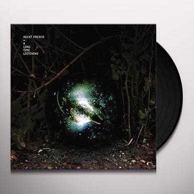 AGENT FRESCO LONG TIME LISTENING Vinyl Record