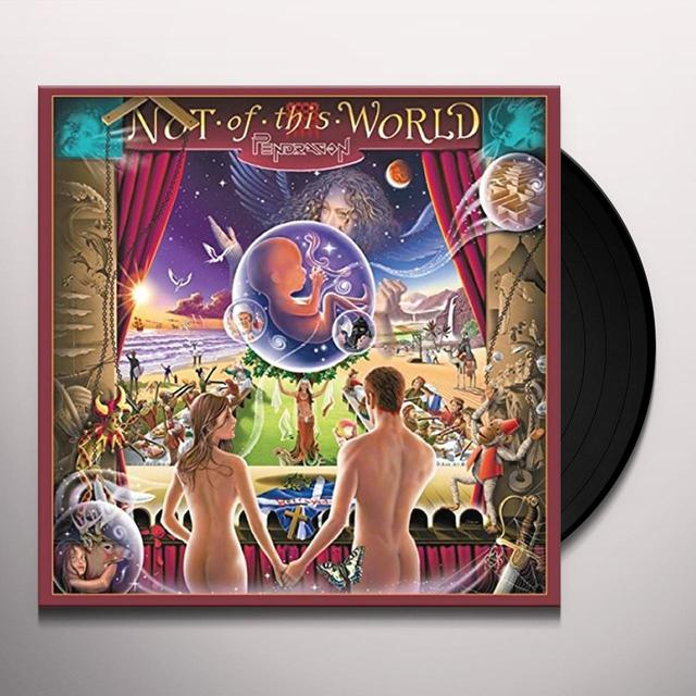 Pendragon NOT OF THIS WORLD Vinyl Record