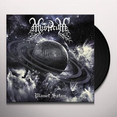 Mysticum PLANET SATAN Vinyl Record