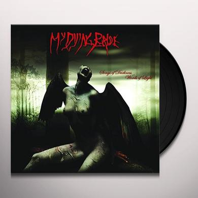 My Dying Bride SONGS OF DARKNESS WORDS OF LIGHT Vinyl Record