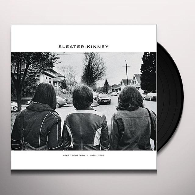 Sleater-Kinney START TOGETHER Vinyl Record
