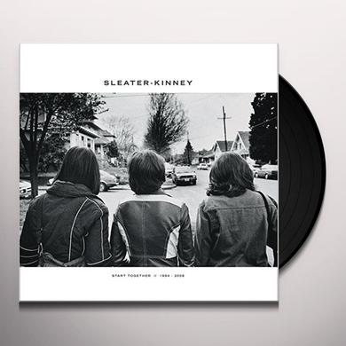 Sleater-Kinney START TOGETHER Vinyl Record - Digital Download Included