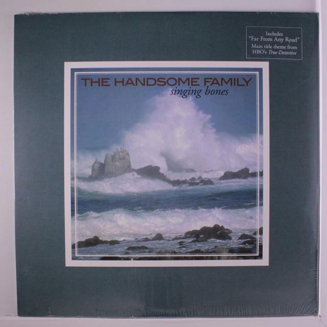 The Handsome Family SINGING BONES Vinyl Record