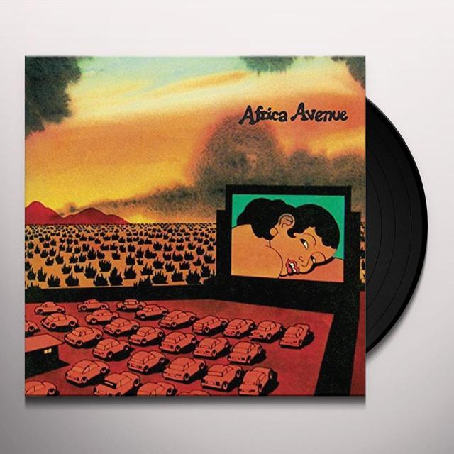 Paperhead AFRICA AVENUE Vinyl Record - Black Vinyl
