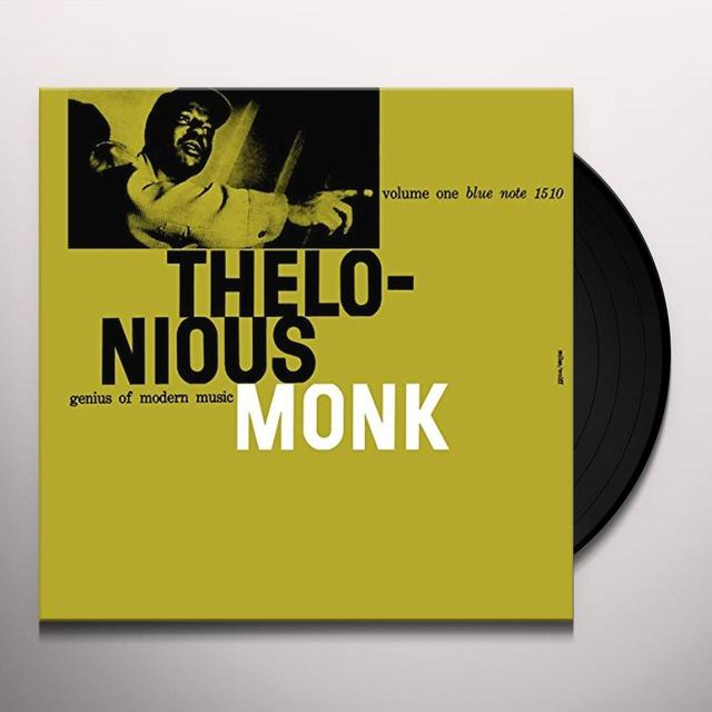 Thelonious Monk GENIUS OF MODERN MUSIC VOLUME ONE Vinyl Record