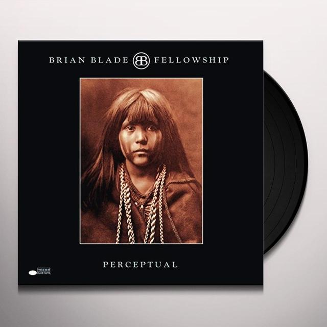 Brian Blade & The Fellowship Band PERCEPTUAL Vinyl Record