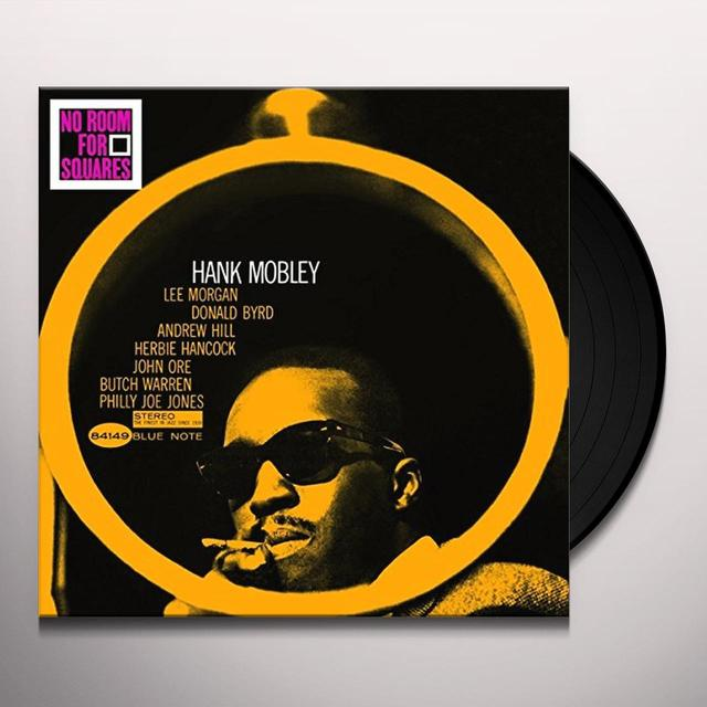 Hank Mobley NO ROOM FOR SQUARES Vinyl Record