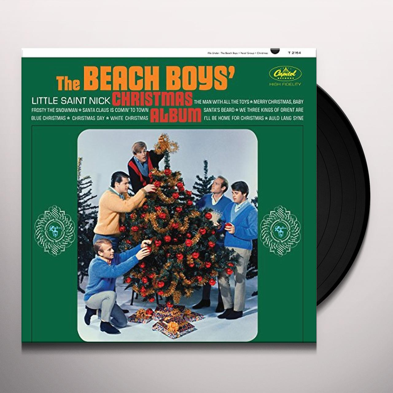 beach boys christmas album vinyl record tap to expand - Beach Boys Christmas Song