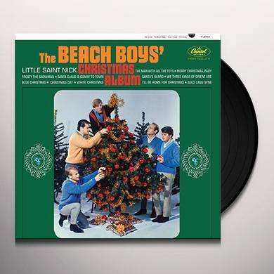 BEACH BOYS CHRISTMAS ALBUM Vinyl Record