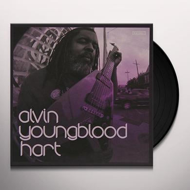 Alvin Youngblood Hart HELLUVA WAY Vinyl Record