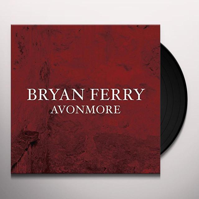 Bryan Ferry AVONMORE Vinyl Record