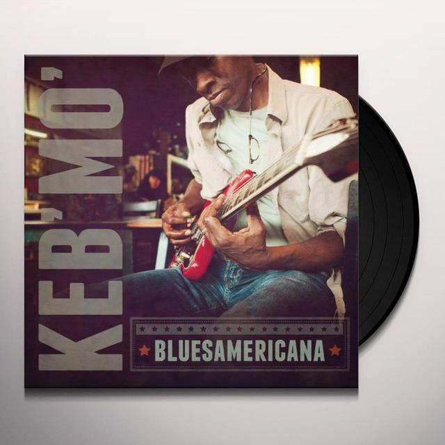 Keb Mo BLUESAMERICANA Vinyl Record