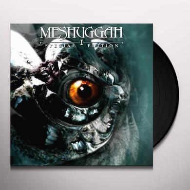 MESHUGGAH I Vinyl Record - Remastered, Special Edition