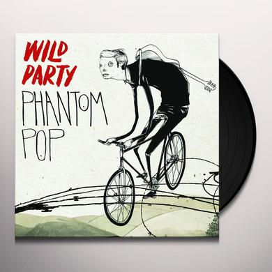 Wild Party PHANTOM POP Vinyl Record