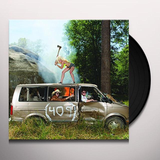 PURPLE 409 Vinyl Record