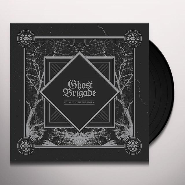 Ghost Brigade IV: ONE WITH THE STORM Vinyl Record