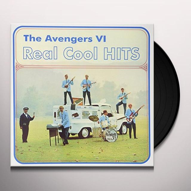 AVENGERS VI REAL COOL HITS Vinyl Record