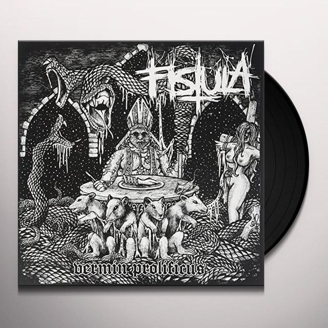 Fistula VERMIN PROLIFICUS Vinyl Record