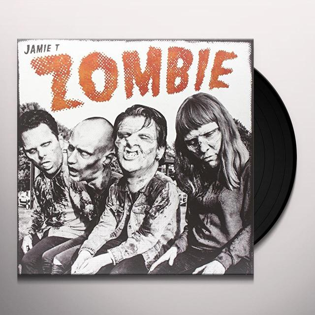 Jamie T ZOMBIE Vinyl Record - UK Import
