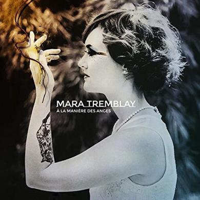 Mara Tremblay LA MANIERE DES ANGES Vinyl Record