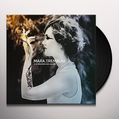 Mara Tremblay LA MANIERE DES ANGES Vinyl Record