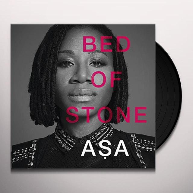 Asa BED OF STONE Vinyl Record - Canada Import