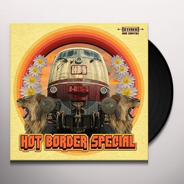 HOT BORDER SPECIAL (UK) (Vinyl)