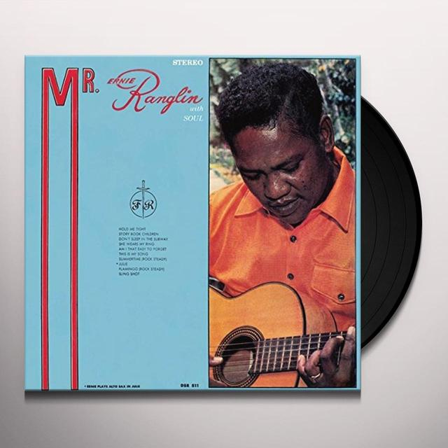 Ernest Ranglin MR. ERNIE RANGLIN WITH SOUL Vinyl Record - UK Import