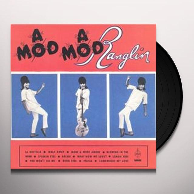 Ernest Ranglin MOD MOD RANGLIN Vinyl Record - UK Import