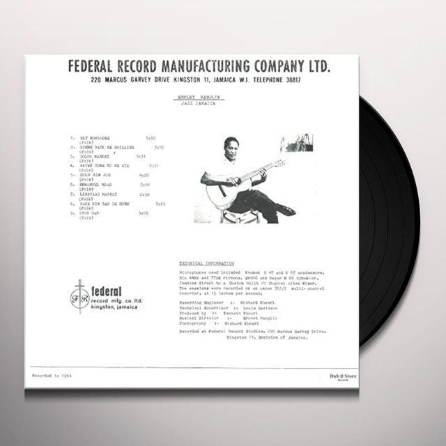 Ernest Ranglin JAZZ JAMAICA (UK) (Vinyl)