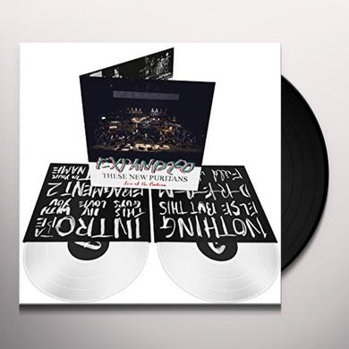 These New Puritans EXPANDED Vinyl Record