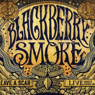 Blackberry Smoke LEAVE A SCAR LIVE IN NORTH CAROLINA Vinyl Record