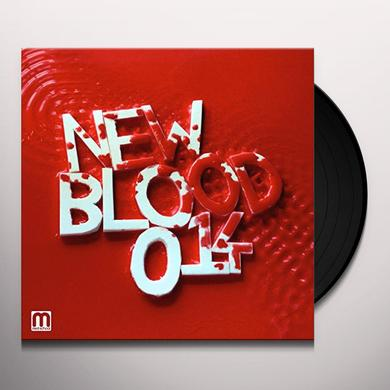 NEW BLOOD 014 / VARIOUS (CAN) NEW BLOOD 014 / VARIOUS Vinyl Record - Canada Import