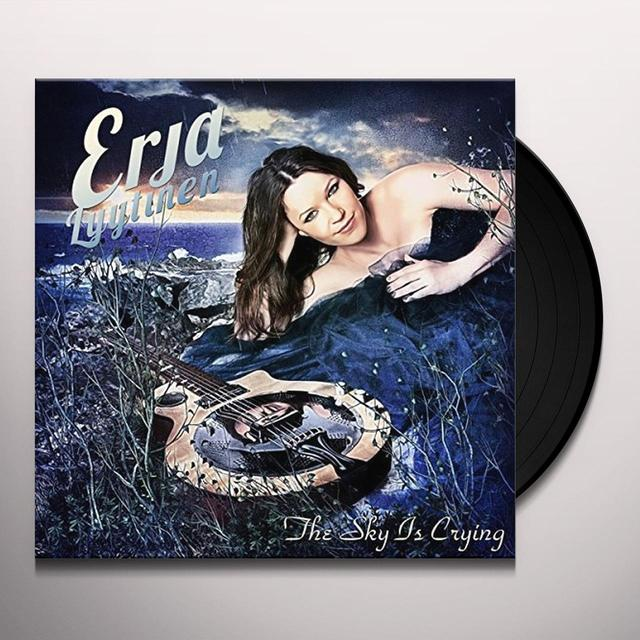 ERJA LYYTINEN SKY IS CRYING Vinyl Record - UK Import