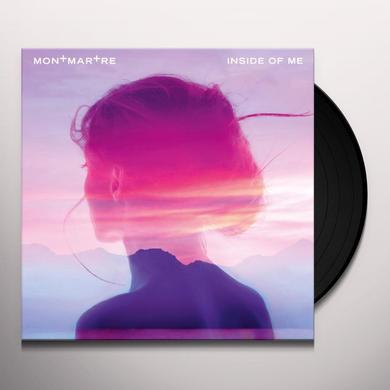 MONTMARTRE INSIDE OF ME (FRA) Vinyl Record