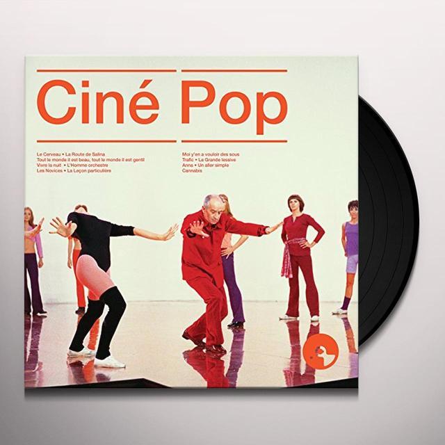 CINE POP / O.S.T. (FRA) CINE POP / O.S.T. Vinyl Record