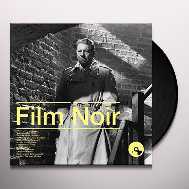 FILM NOIR / O.S.T. (FRA) Vinyl Record