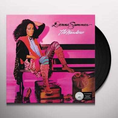 Donna Summer WANDERER Vinyl Record - UK Import