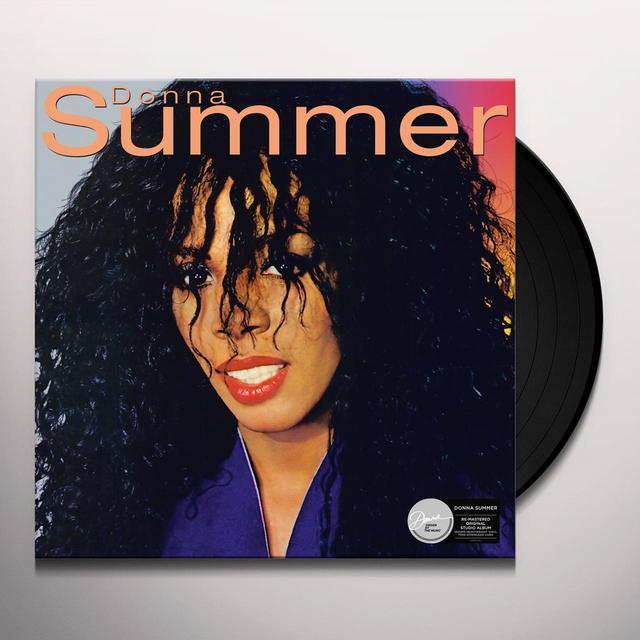 DONNA SUMMER Vinyl Record - UK Import