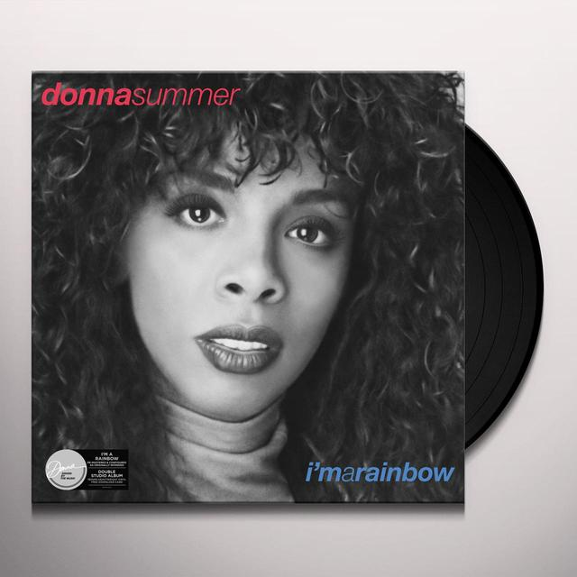 Donna Summer I'M A RAINBOW Vinyl Record